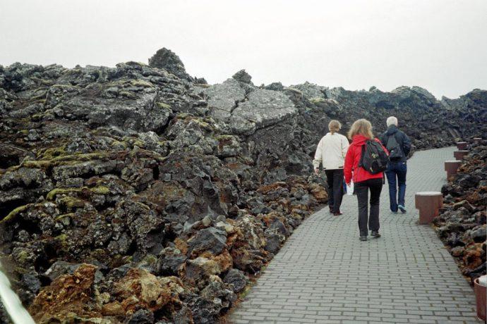 Sti på Island