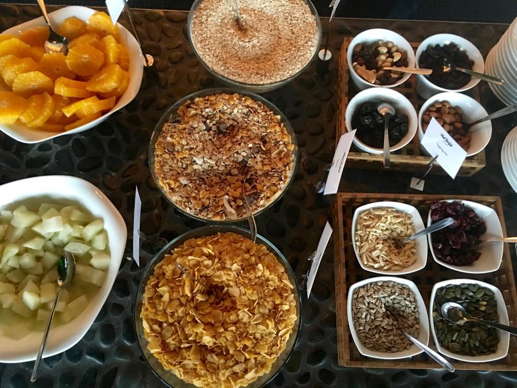 Frokost i alle varianter i fine skåler