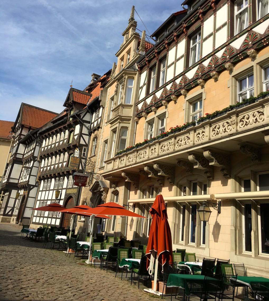 eksteriør Hotel Deutsches Haus