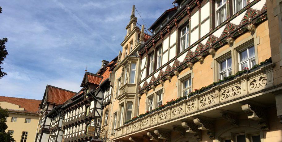 Sove Hotel Deutsches Haus Braunschweig ALLTID REISEKLAR