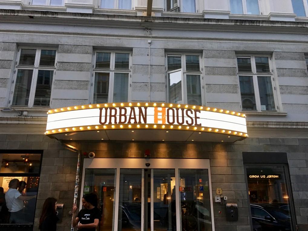 eksterior av Urban House Copenhagen