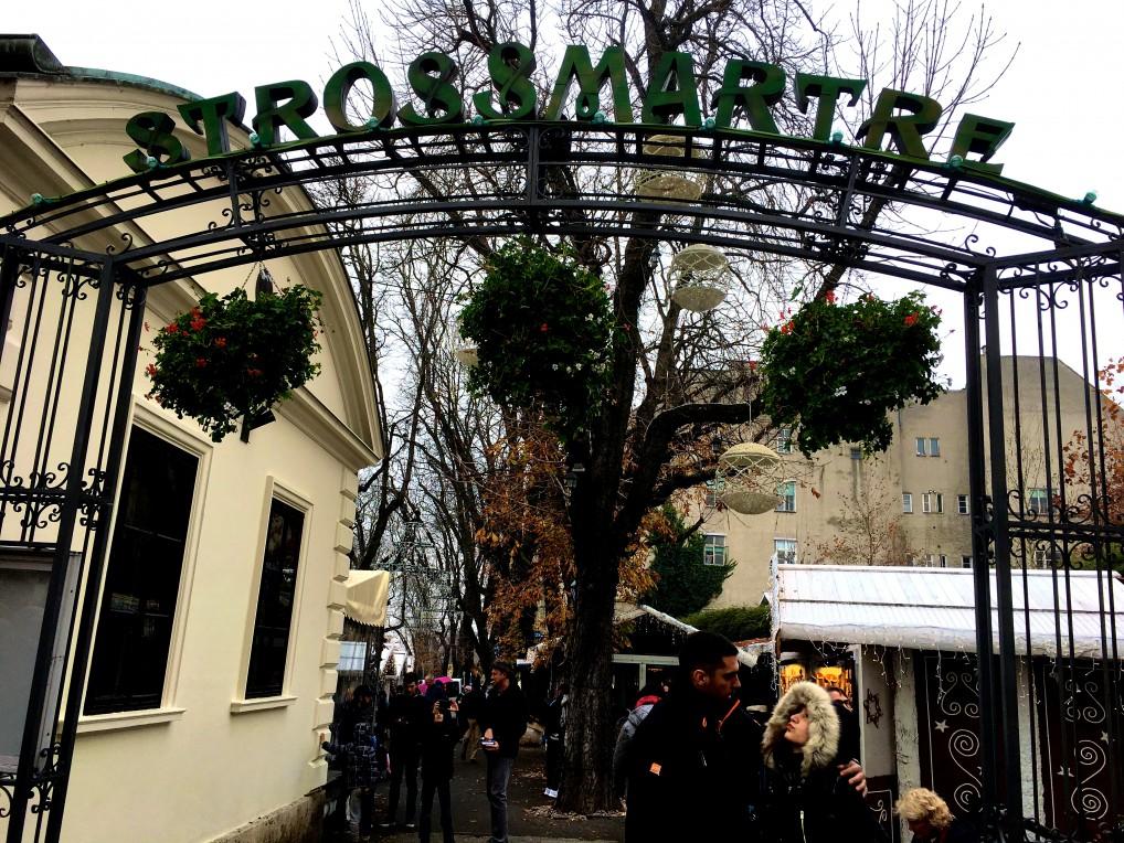 Strossmartre i Zagreb