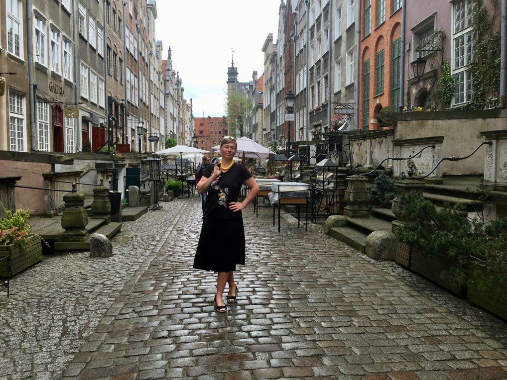 Herlige Gdansk. Unn deg en storbyferie hit. Det blir både du, magen og pengeboka di glad for.