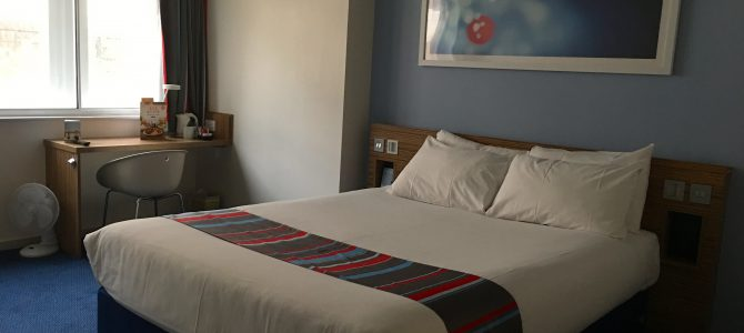 Sove: Travelodge London Woolwich