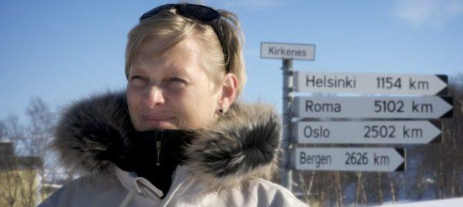 Møt verdens nordligste reiseblogger