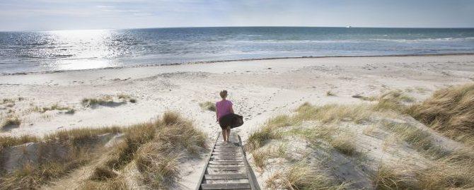 Læsø: Her skinner sola oftest i Danmark