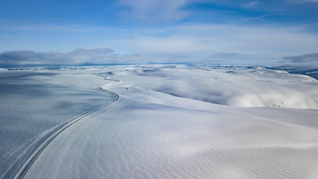Roadtrip fra Finnmark til Finland: En dekkoperasjon i White Hell hos Nokian - Alltid reiseklar