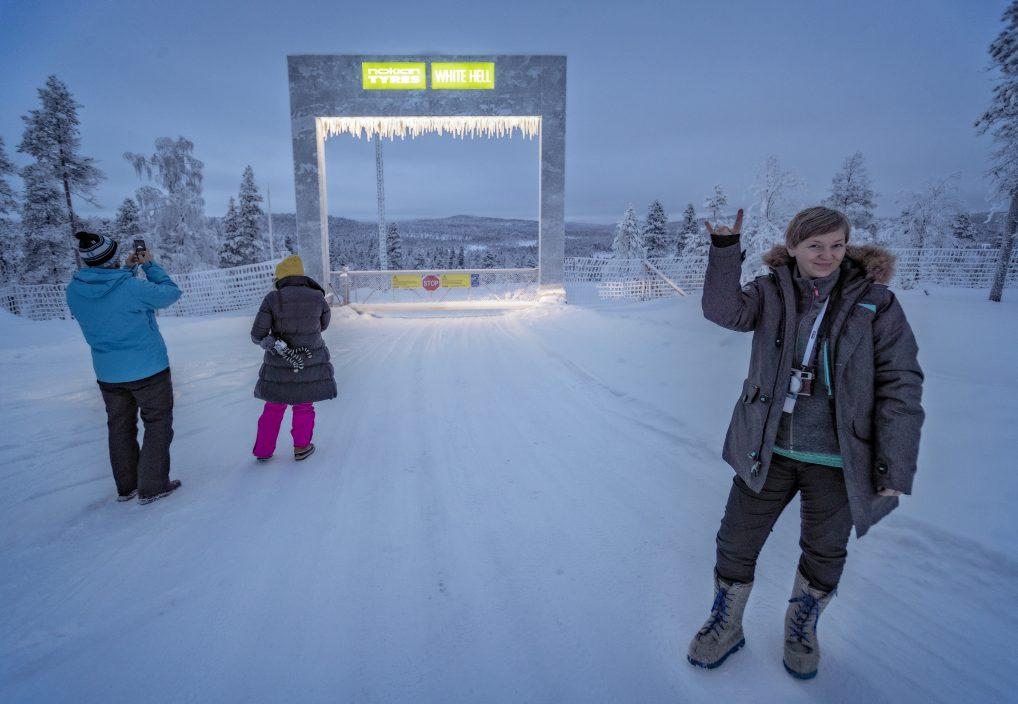Vinteropplevelser i Alta kan du få seks måneder og mer i året. Bare kle deg godt.