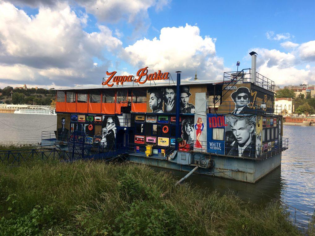 Mine favoritter i Beograd: Fra Frank Zappa-båt og klassiske kafeer til unik design på Supermarket - Alltid reiseklar